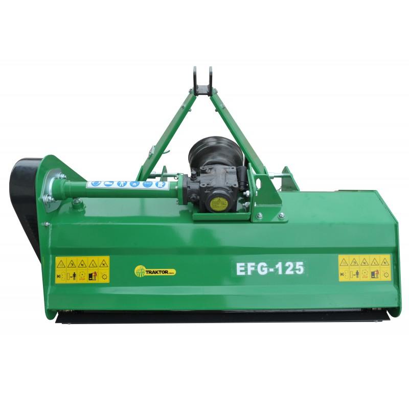Flail mower EFG 125 knifes Y