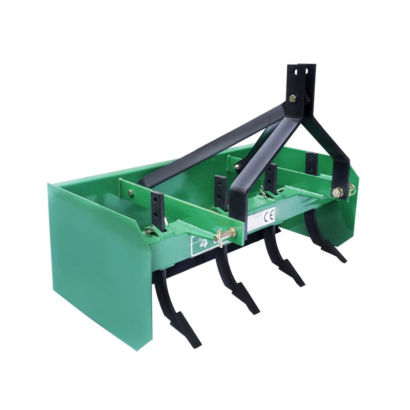 Nivellierer mit RBB4FT Korb 120 cm für Traktor