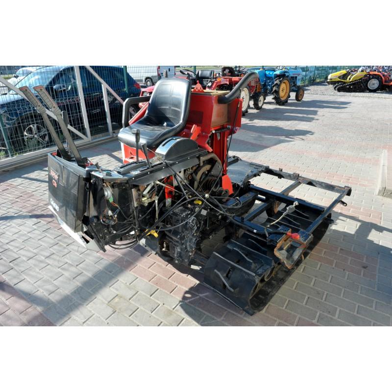 Yanmar CA135P silnik 3TN66-UC woźidło gąsienicowe 13KM ( pierwotnie kombajn )