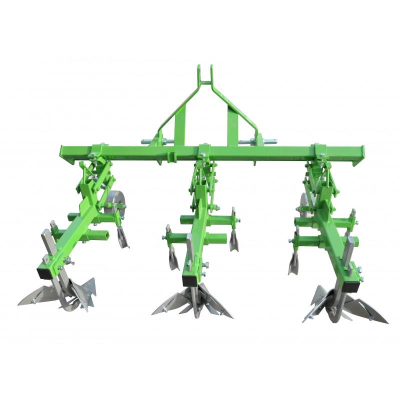Pielniko-Sprinkler dreireihig sequentiell BOMET P475
