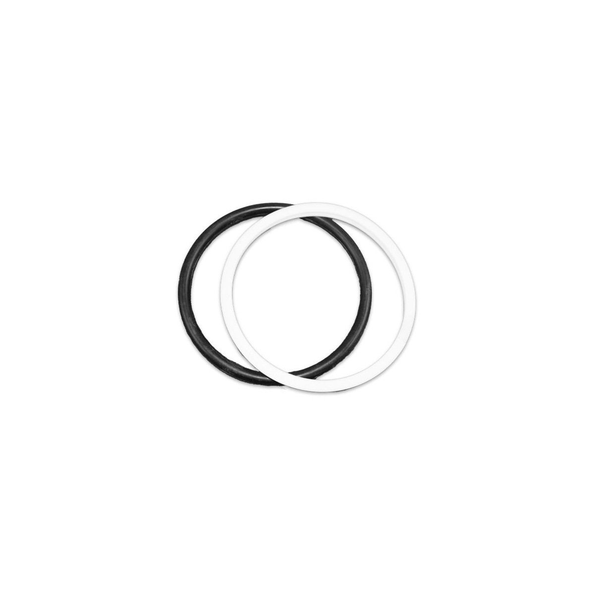 O ring i pierścień oporowy Kubota 80-77 mm L2202