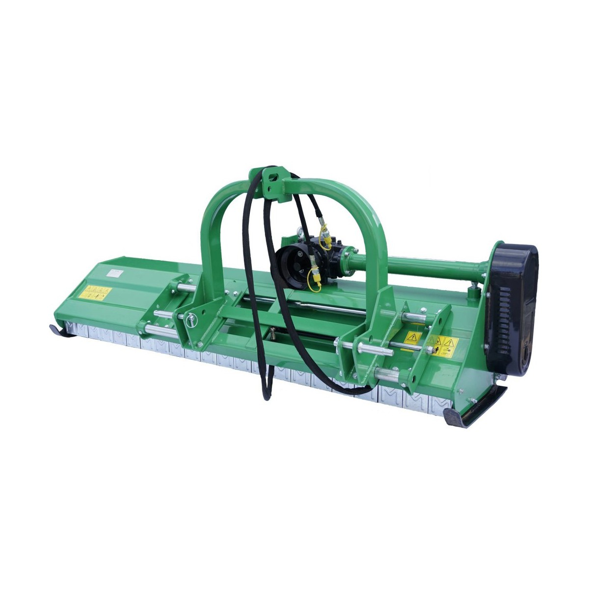 Heavy class flail mulcher (mulch) EFGCH with a working width of 165 cm with side shift