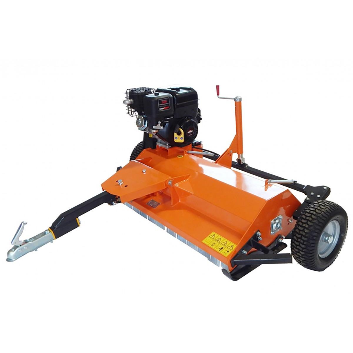 Flail mower ATV-AT120 B&S engine GEOGRASS