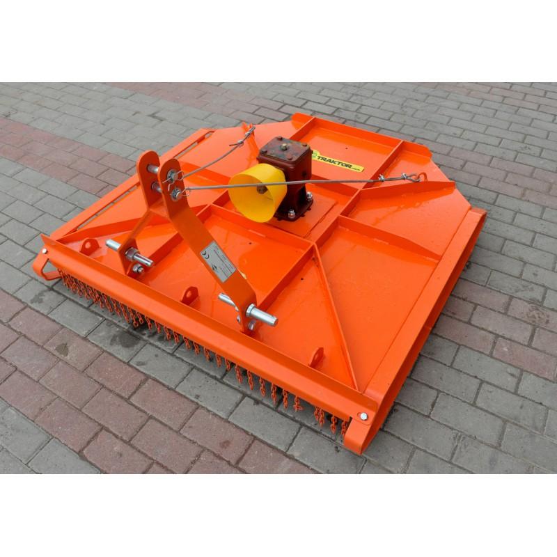 Rasenmäher Grasschredder KR120 Breite rob 120cm