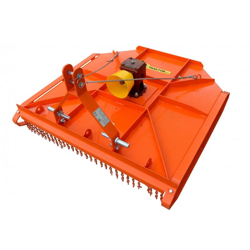 Kosiarka rozdrabniacz do trawy KR120 szer rob 120cm