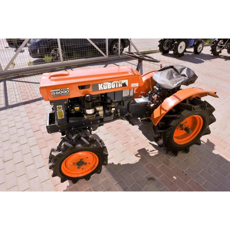 Kubota B6000 4x4 12KM