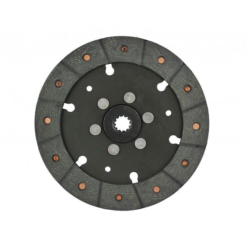 """Clutch disc 8 """", 12T, 19.80x200 mm Mitsubishi MT1801, Case 244, Cub Cadet 7000"""