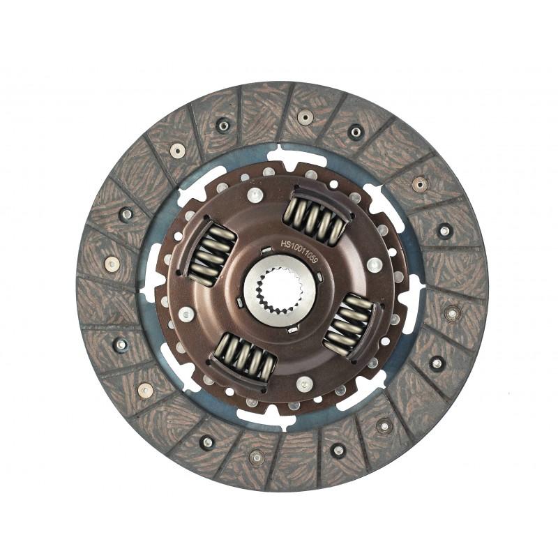 """Clutch disc 8 """", 19T, 21.70x180 mm, John Deere 650, 750, Yanmar YM1500, YM1500D, YM1600, YM1700, YM1810, YM1900, YM195, YM2000,"""