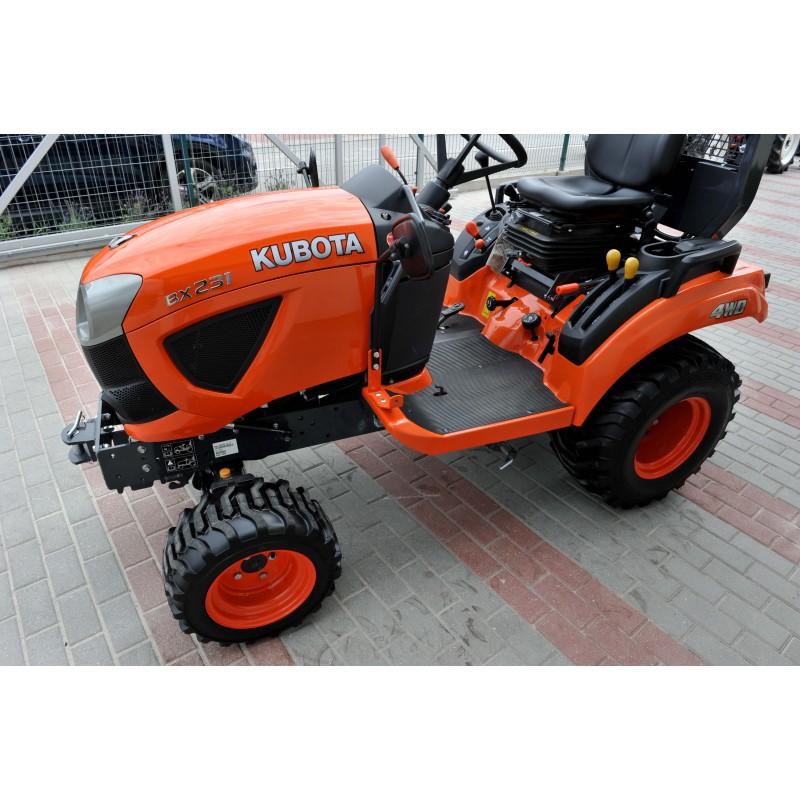 Kubota BX231 4x4 23KM