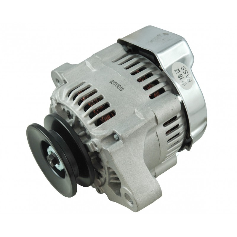 Kubota D722, BX24D alternator