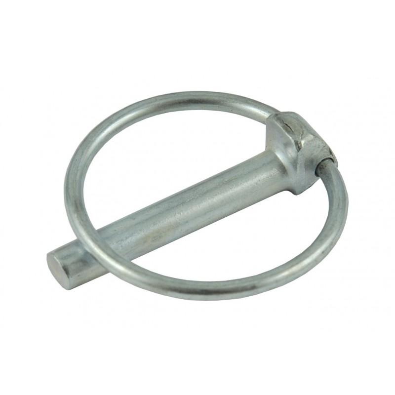 Bucht mit Ring 8x46 mm Universalschutz