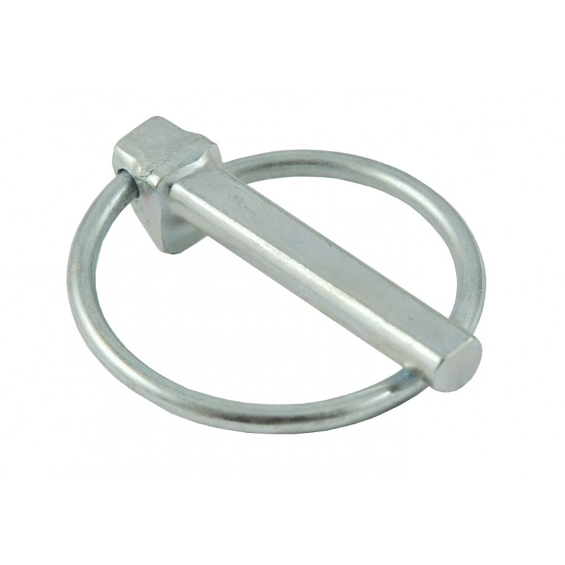 Universal safety pin with 8x46 mm ring
