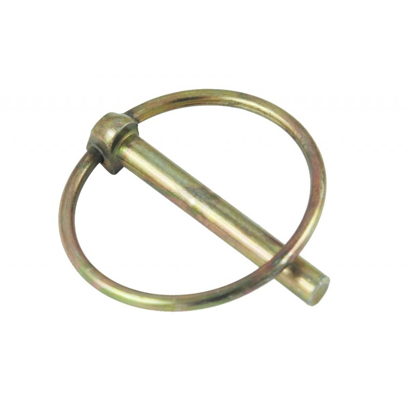 Universal locking pin with a ring 6x46 mm