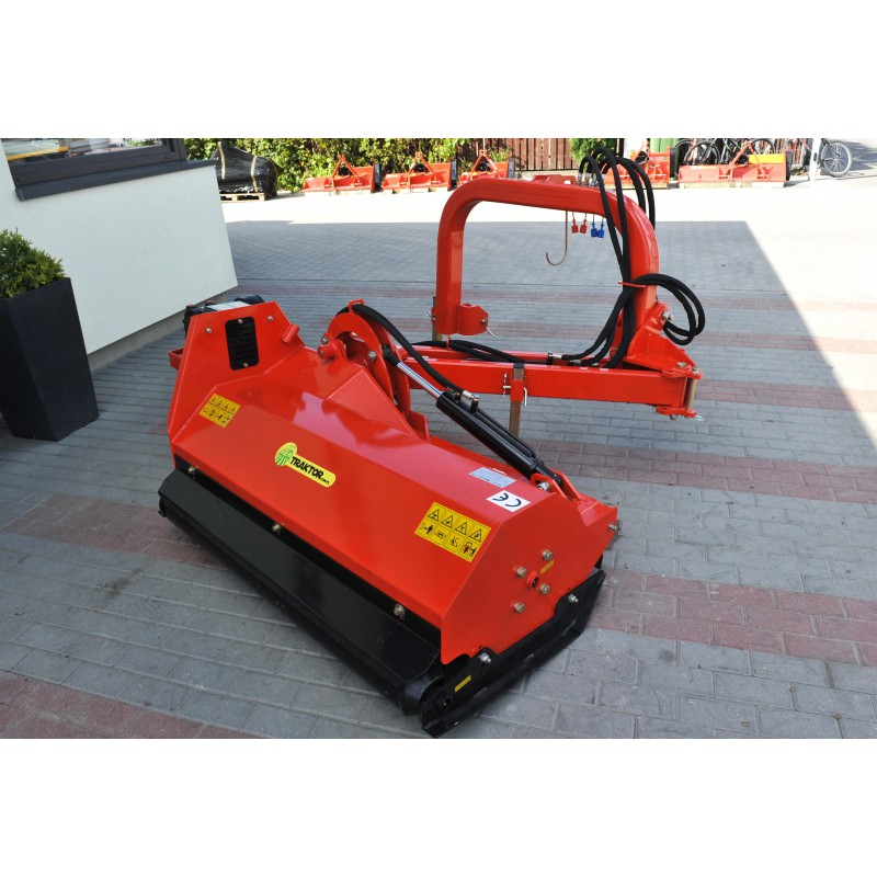 AGH 140 REAR-SIDE Flail Mower