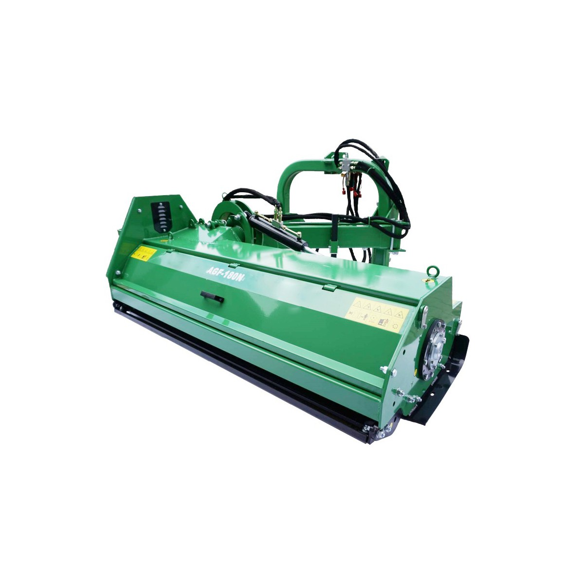 copy of Flail Mower with an outreach arm AGF 160 with valves
