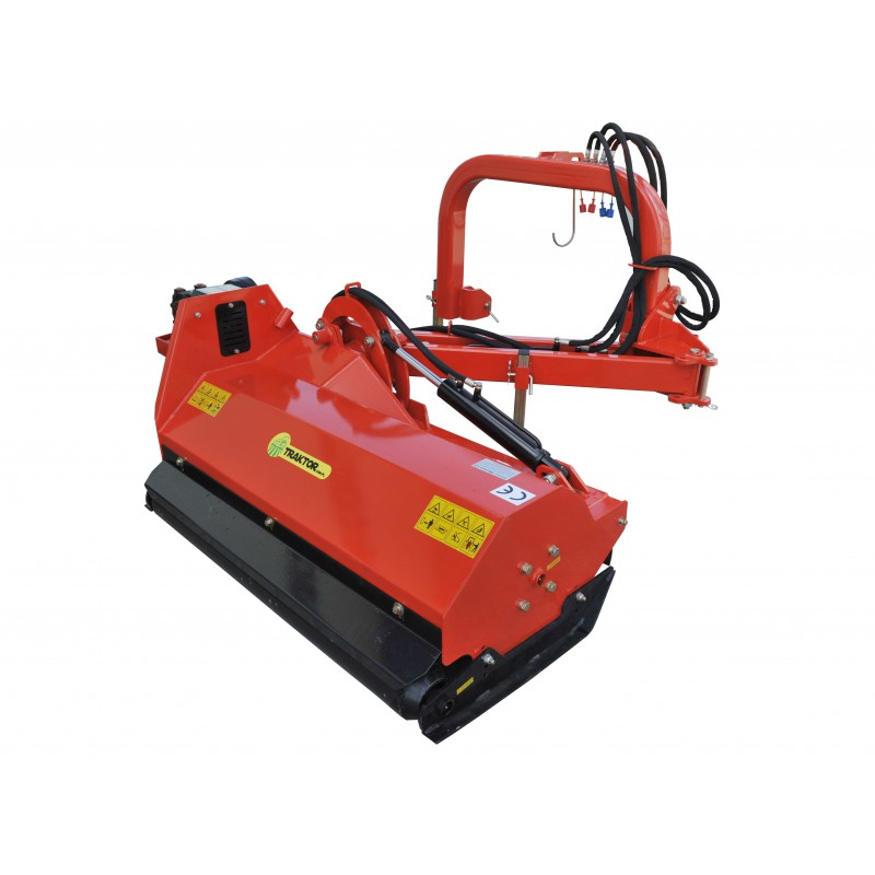 AGH 160 REAR-SIDE Flail Mower