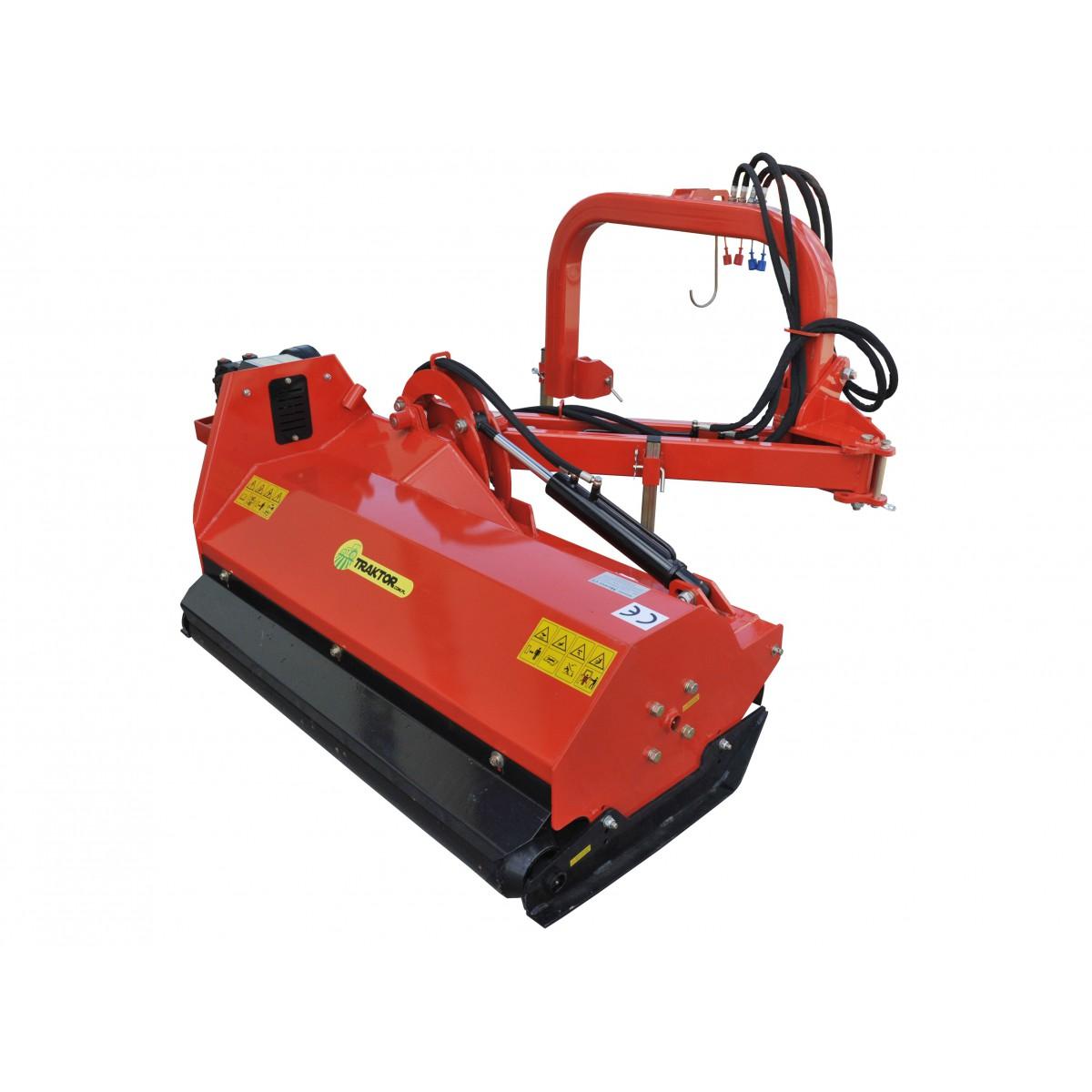 AGH 180 REAR-SIDE Flail Mower