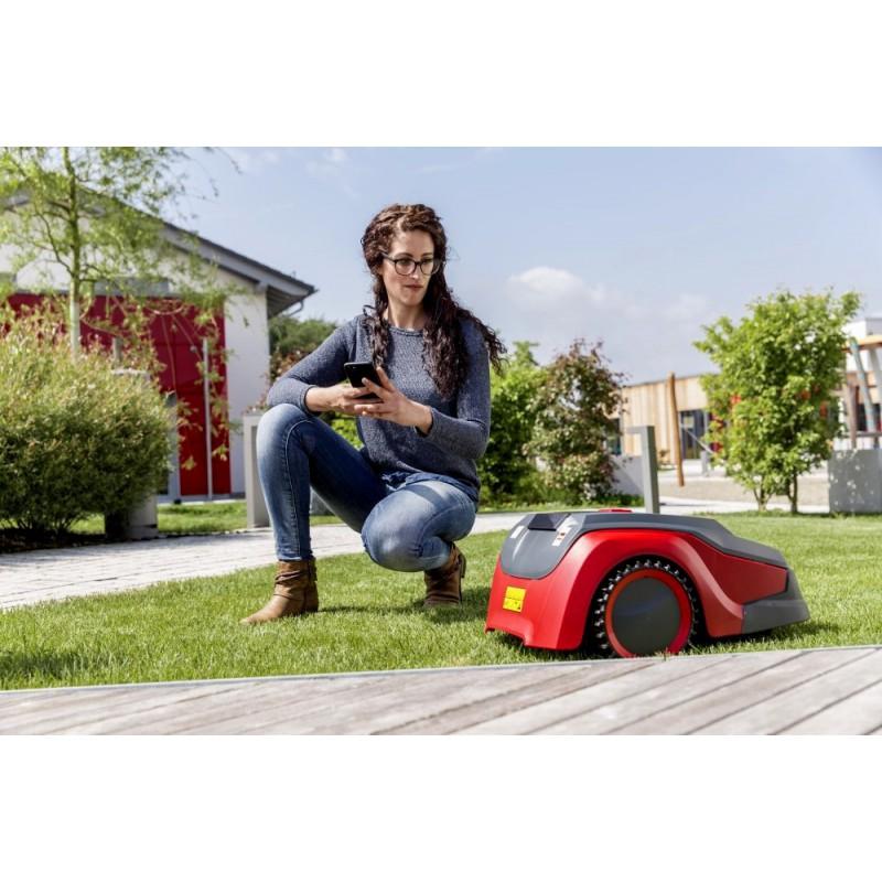Robolinho 700 W WiFi robotic mower