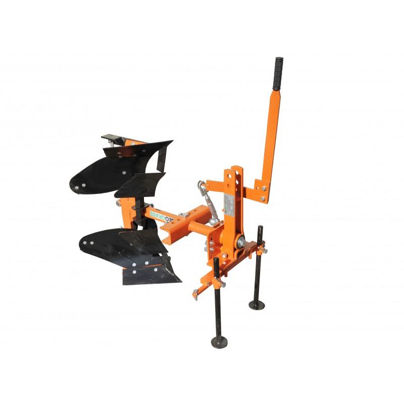 Rotační pluh PO230 Geograss