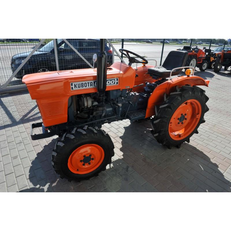Kubota L1501DT, ( L1500 ) 4x4 15 HP