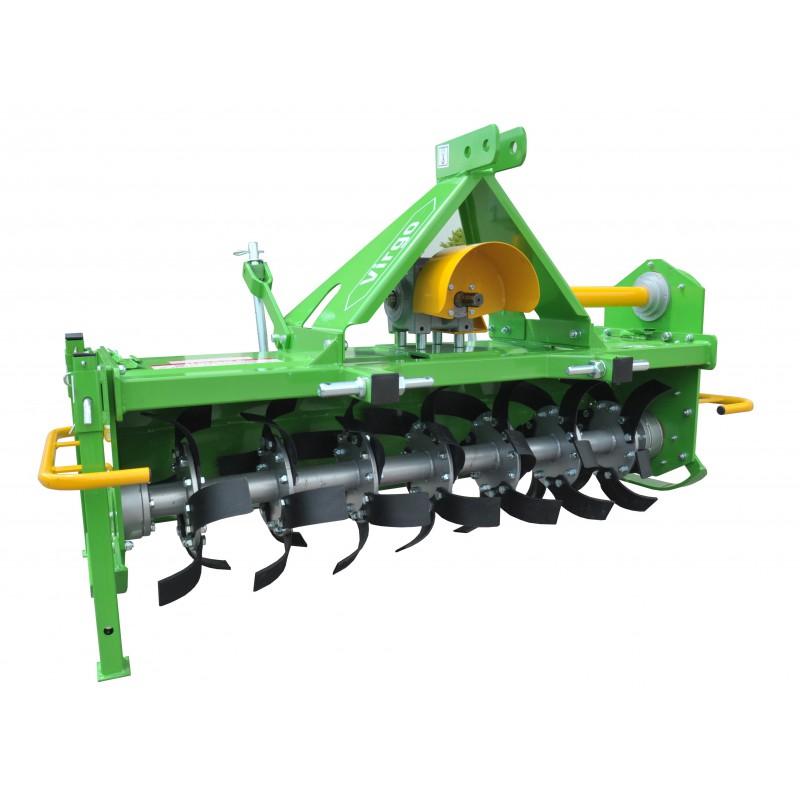 BOMET U 540 1.2 m rotary tiller