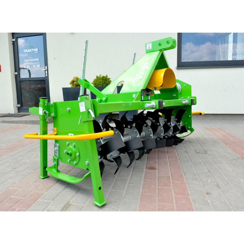 BOMET U 540 1.4 m rotary tiller