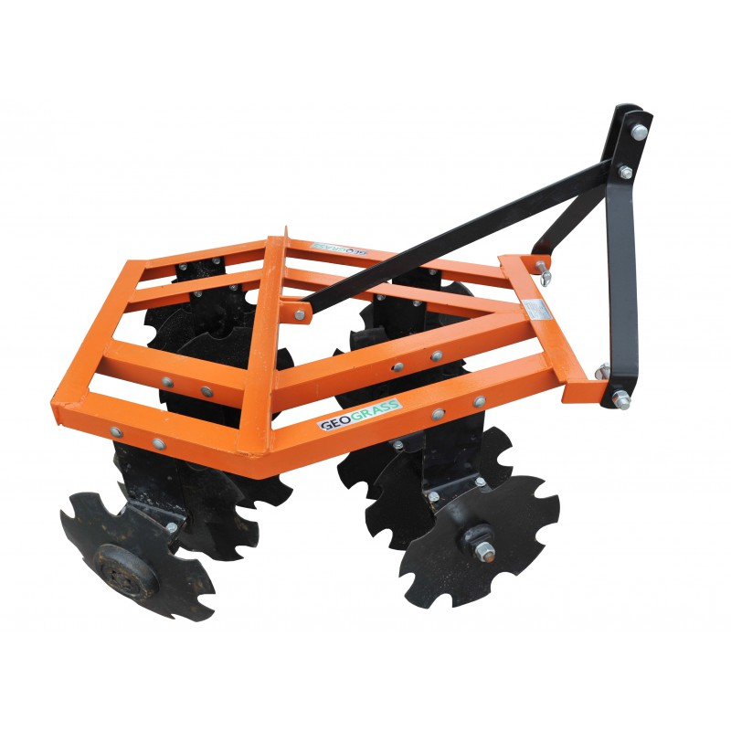 copy of Disc harrow DHA4 120 cm