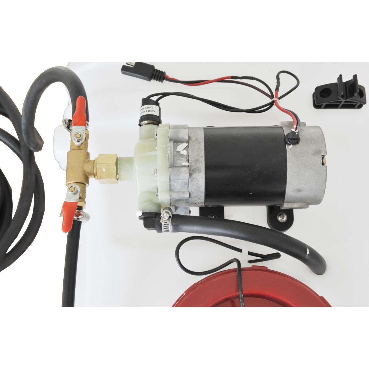 Electric pressure sprayer 12V 60L SX-CZ60C
