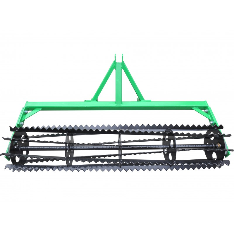 String roller for the cultivator 180 cm