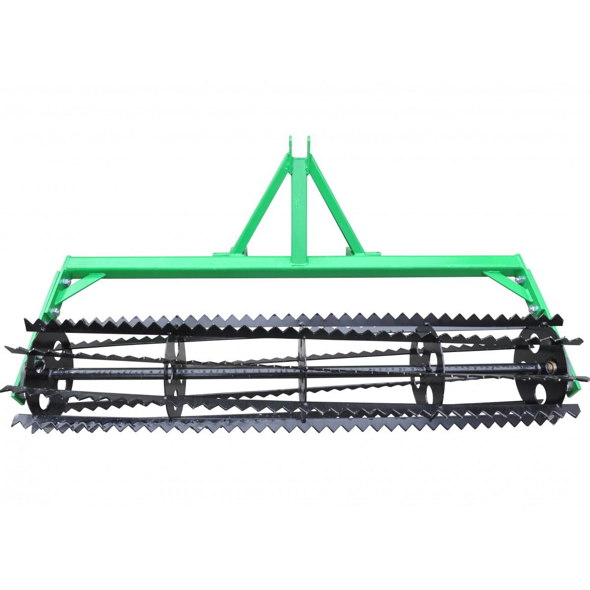 String roller for the cultivator 180 cm