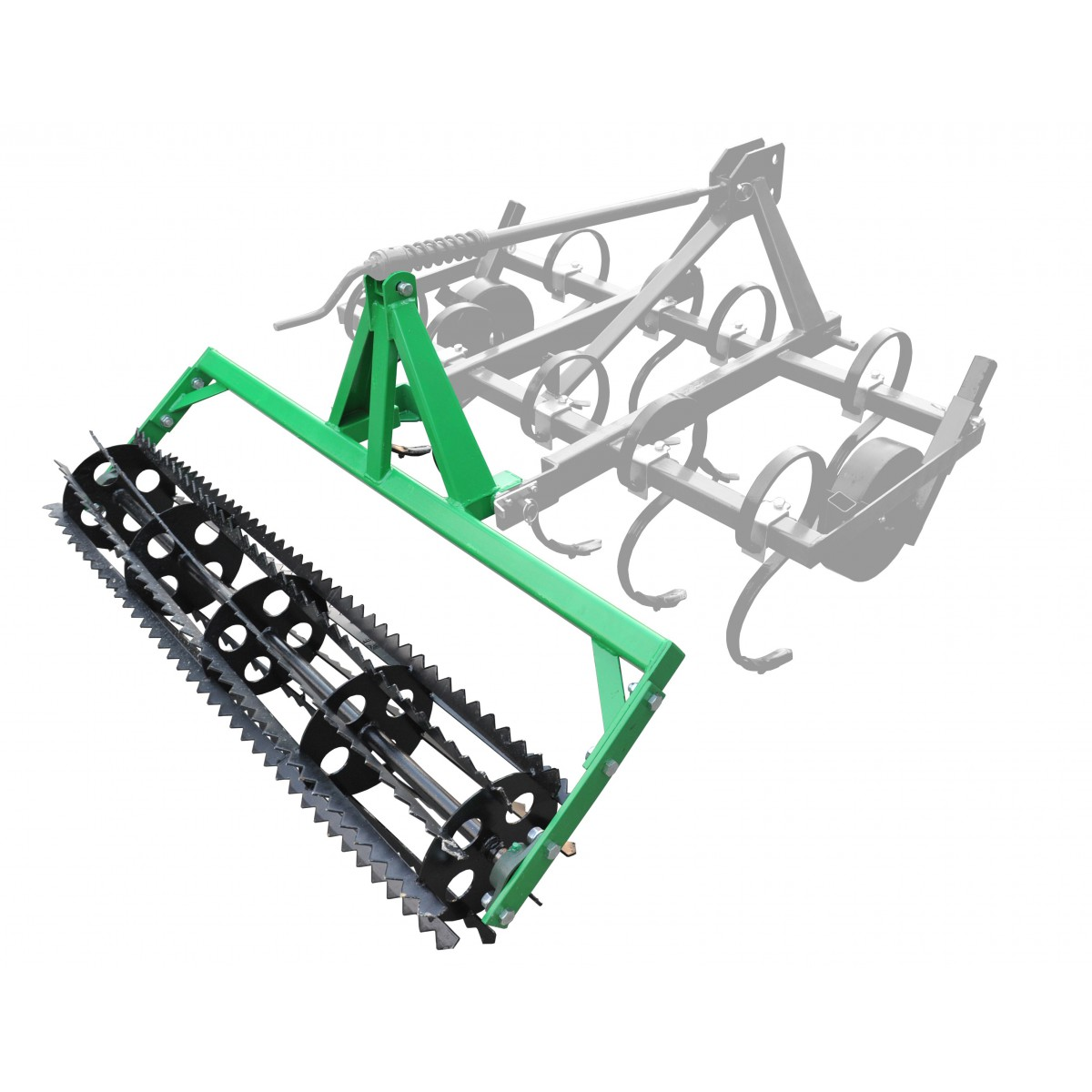 String roller for the cultivator 120 cm