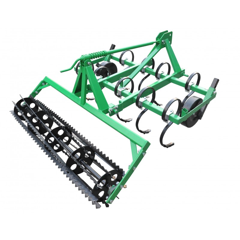 Cultivator 180 cm + string roller
