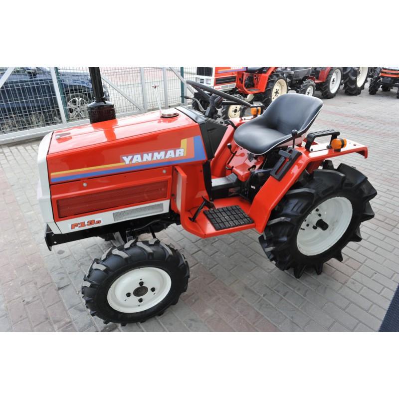 Yanmar F13D 4x4 13HP
