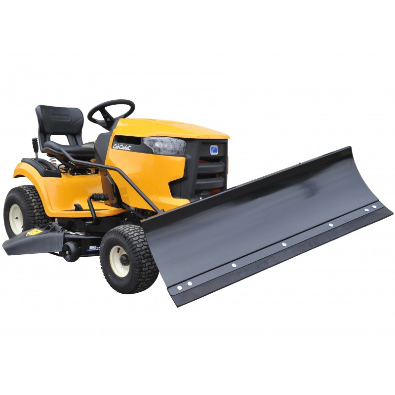 120 cm snow plow for Cub Cadet XT mower