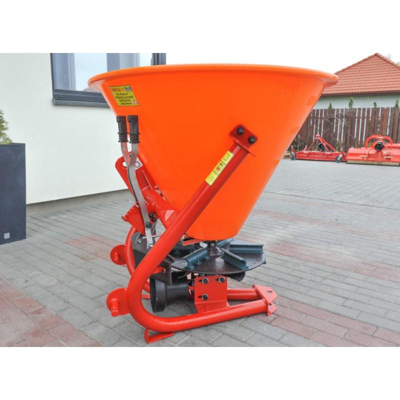 Düngerstreuer Sprinkler Typ LEJ 200L