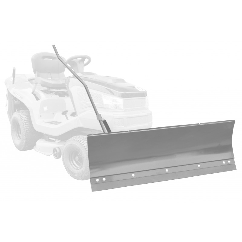 120 cm snow plow for ATVs, lawn mowers and other vehicles
