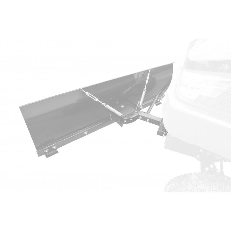 Schneepflug 120 cm für Quad, Traktormäher und andere Fahrzeuge