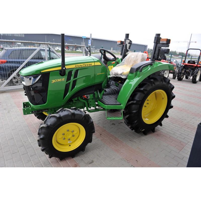 John Deere 3036 E 4x4 36HP
