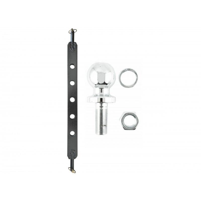 Beam + hitch ball 70 cm KAT 1 universal for three-point linkage