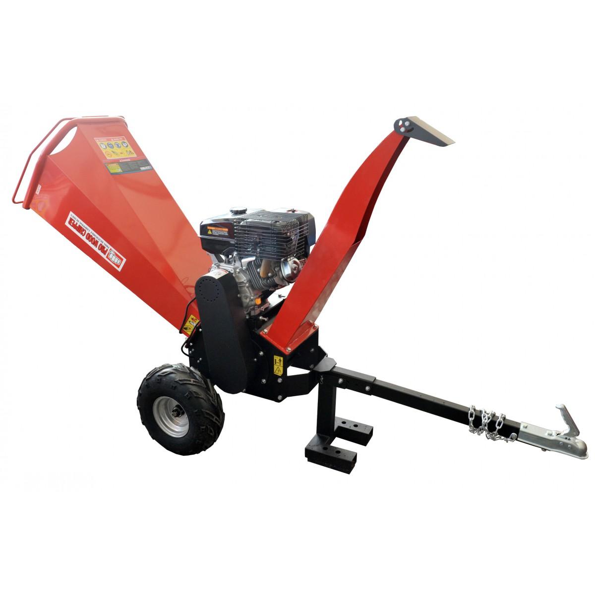 DR-CS-15HP petrol chipper