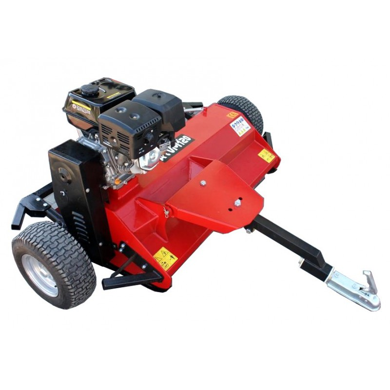 copy of Verbrennungsschläger-Mäher ATVE 120, für ATV QUAD - LIFAN Motor