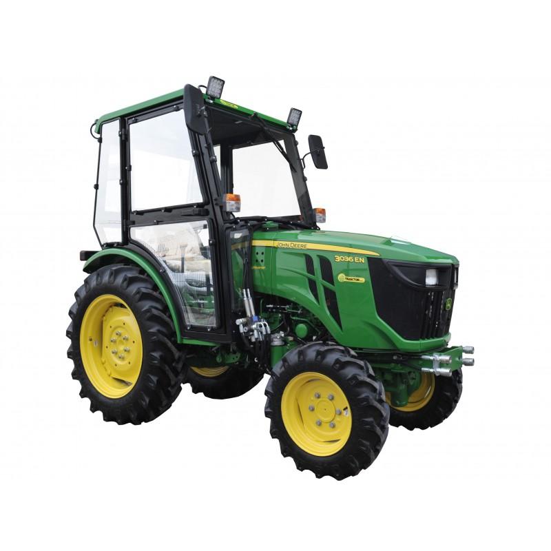 John Deere 3036 EN 4x4 36HP