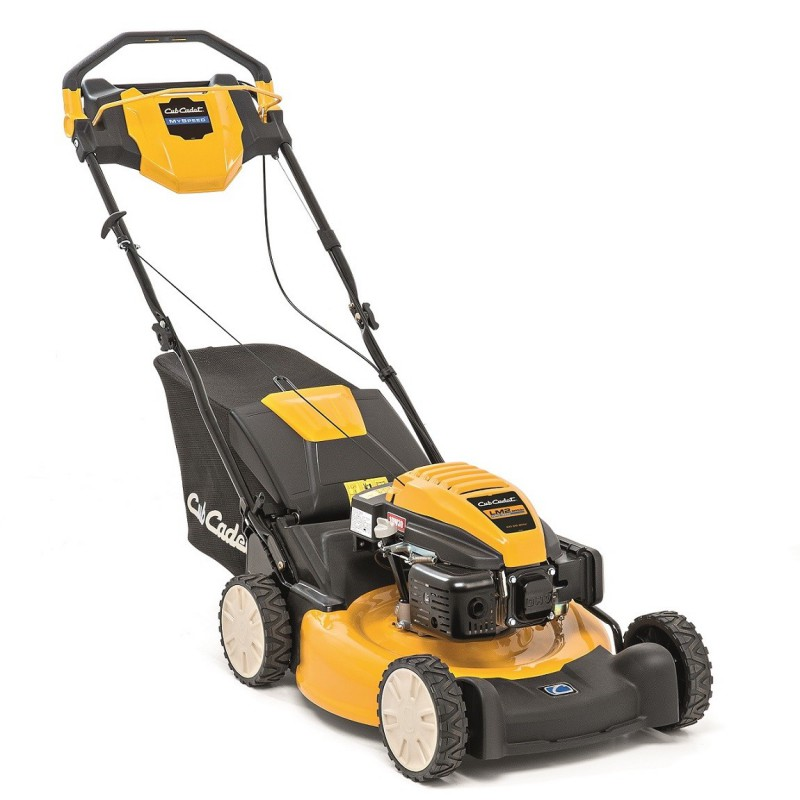 Petrol mower with Cub Cadet LM2 DR53S drive