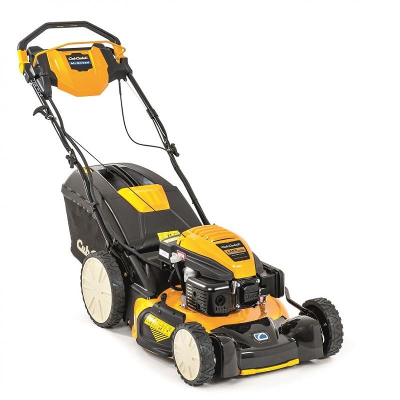 The Cub Cadet LM3 DR53ES petrol lawn mower