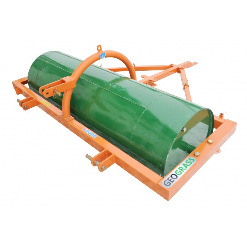 The roller for the tractor LR180 two-sided