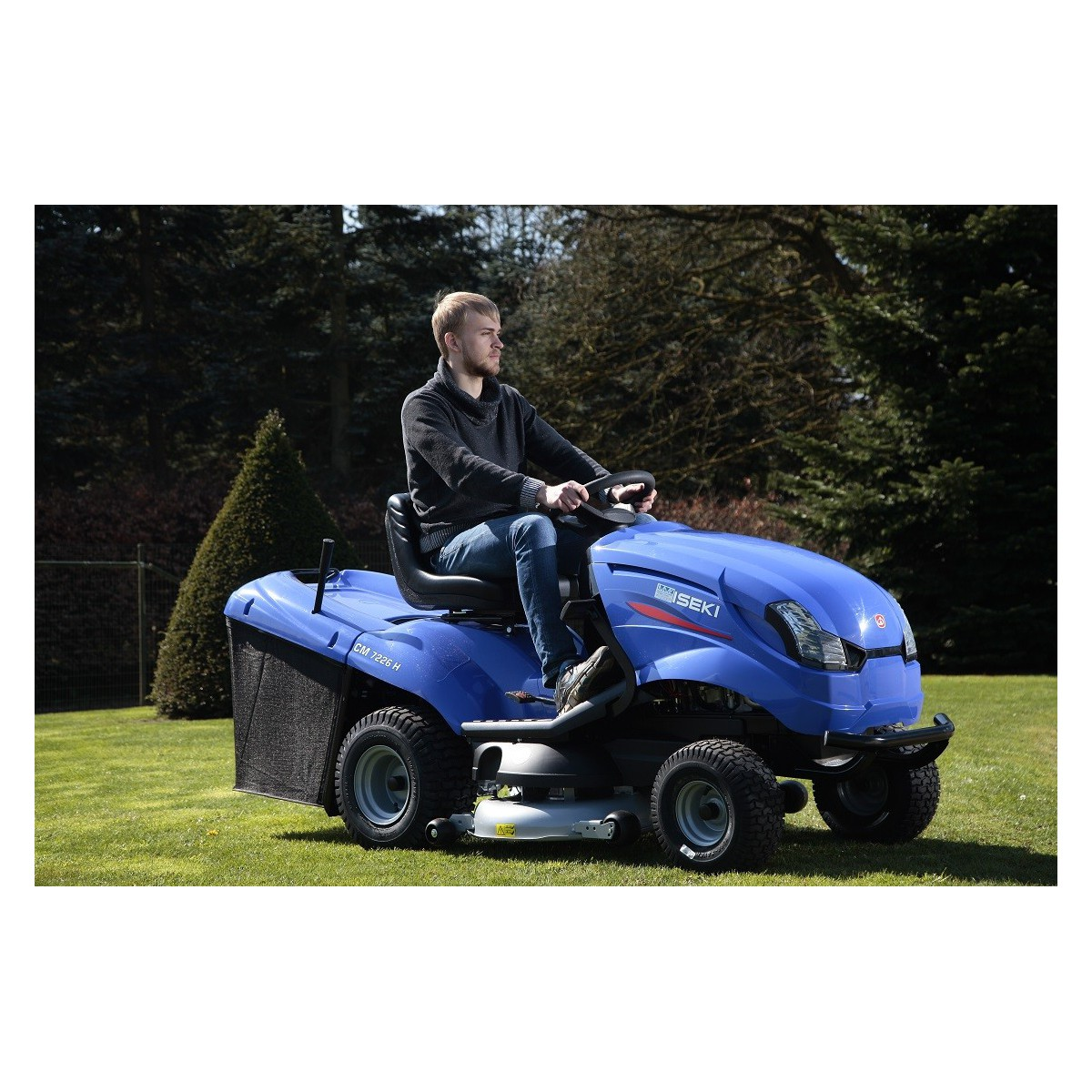 Garden Tractor ISEKI CM 7226 H