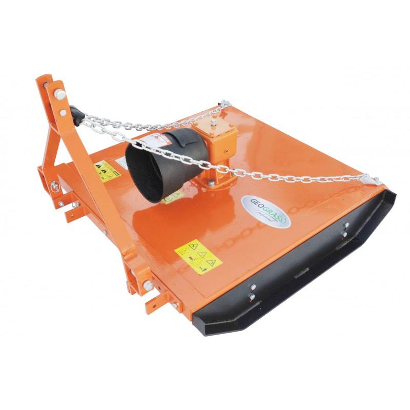 Mower shredder MBER140 Geograss