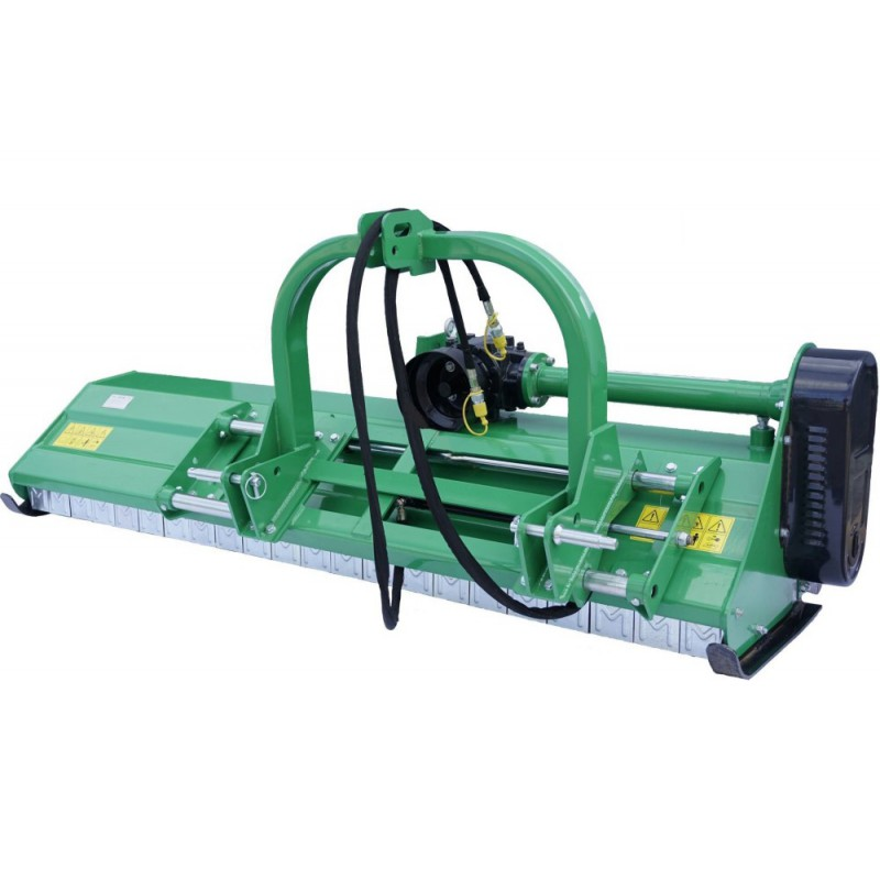 EFGCH-200M heavy class flail mower (mulching) with side shif