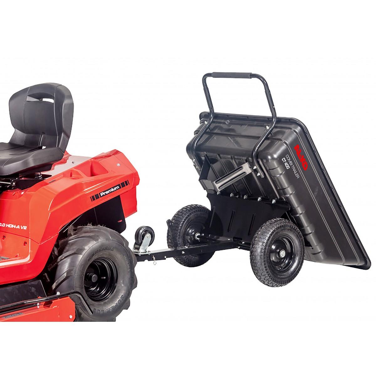 AL-KO Combi Trailer Ct 400 for the AL-KO mower tractor