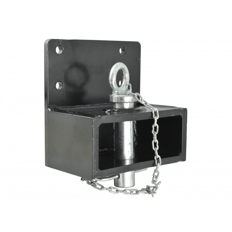58x160 mm trailer front hitch with pin
